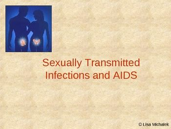 Powerpoint presentation about sexually transmitted diseases