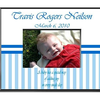 Personalized Baby Frame | Kids and Babies | Pinterest | Personalised ...