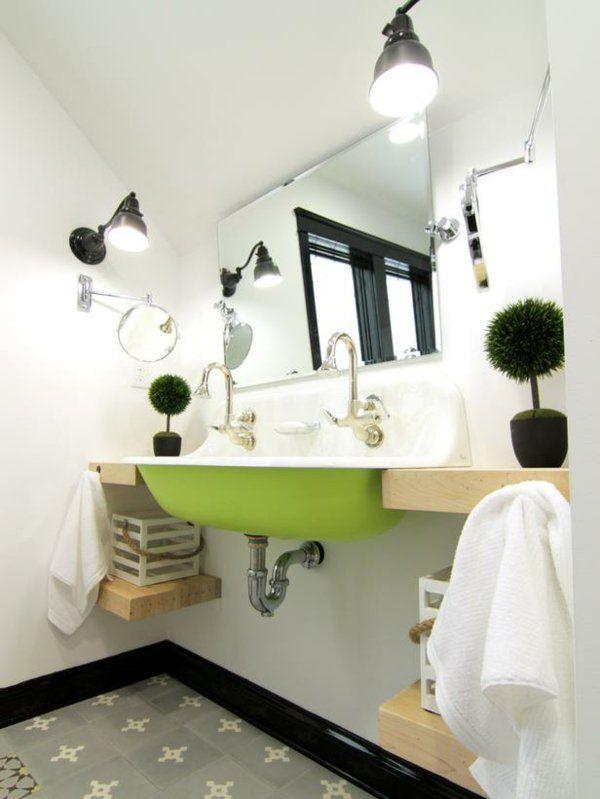 Ideen Für Kleines Bad   Platzsparende Einrichtungslösungen