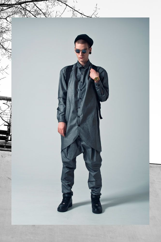 Fucking Young! » Kas Kryst Fall/Winter 2013