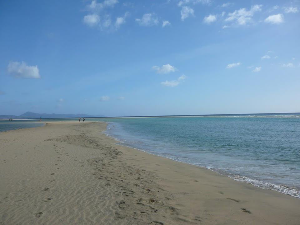 Playa de la Barca en Sotavento.  Fotos de Alena Benesova