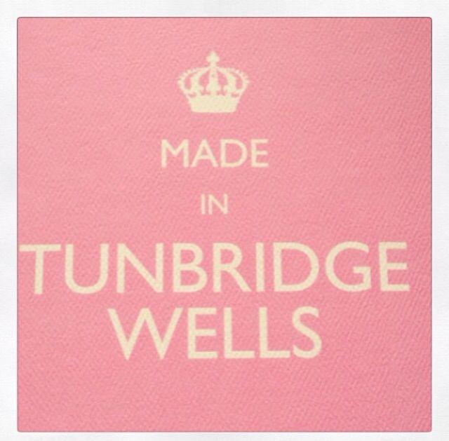 I am and it's a wonderful town #tunbridgewells