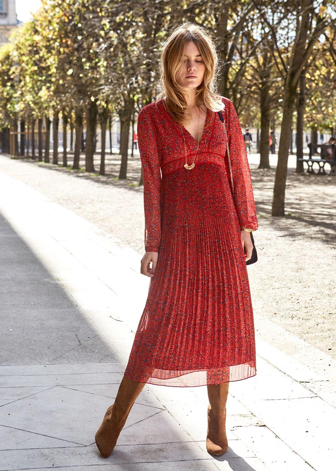 Sezane Robe Petra T38 Vetement Pinterest Robe Sezane Et