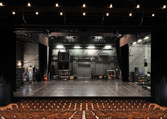Nationaltheater Mannheim Stage