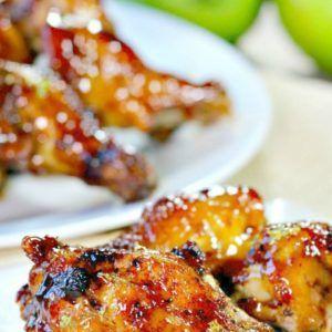 Cajun Honey Lime Chicken Wings – Must Love Home
