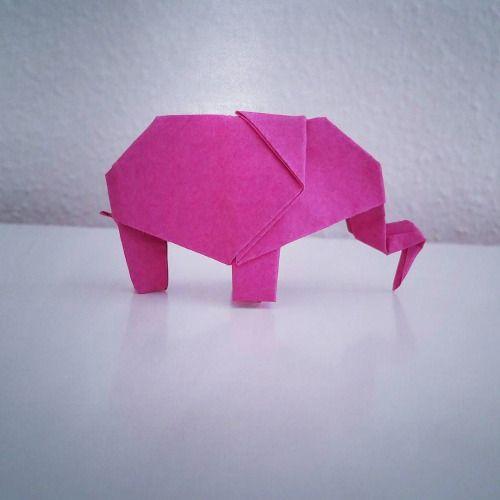 New Day New Origami Origami Elephant Origamielephant Origami