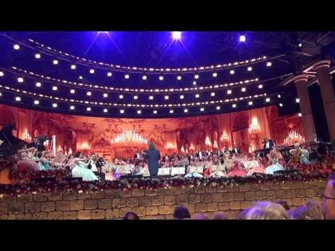 Andre Rieu In Maastricht July 12 2014 The Sound Of Romance And