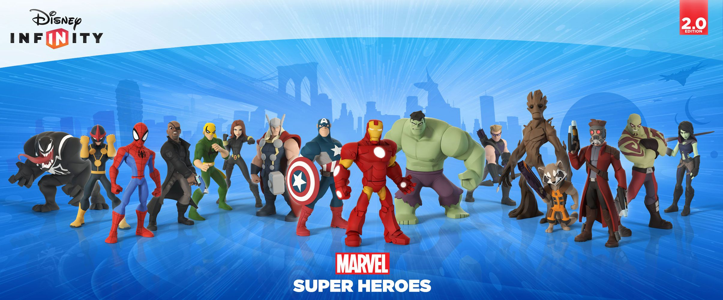 Disney Infinity 2 0 Marvel Superheroes Disney Infinita Disney Marvel Marvel Super Heróis