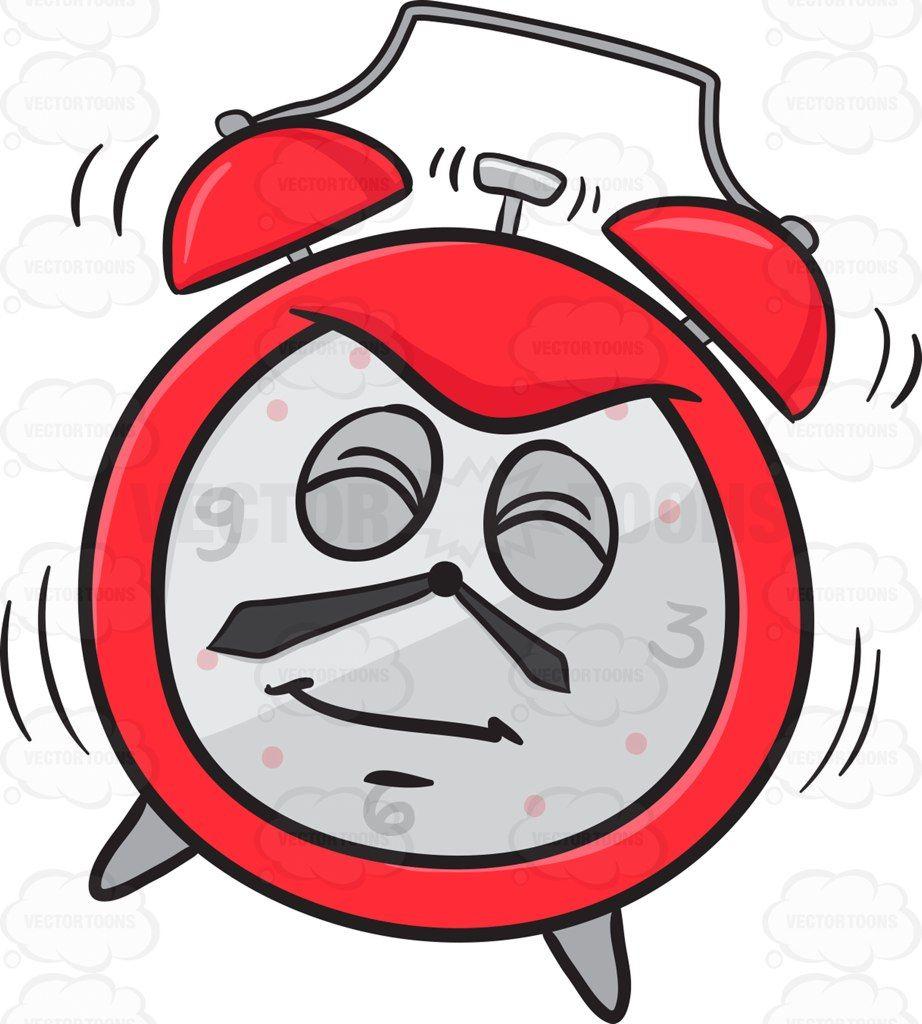 Startled Alarm Clock Going Off Emoji Clock Alarm Clock Emoji