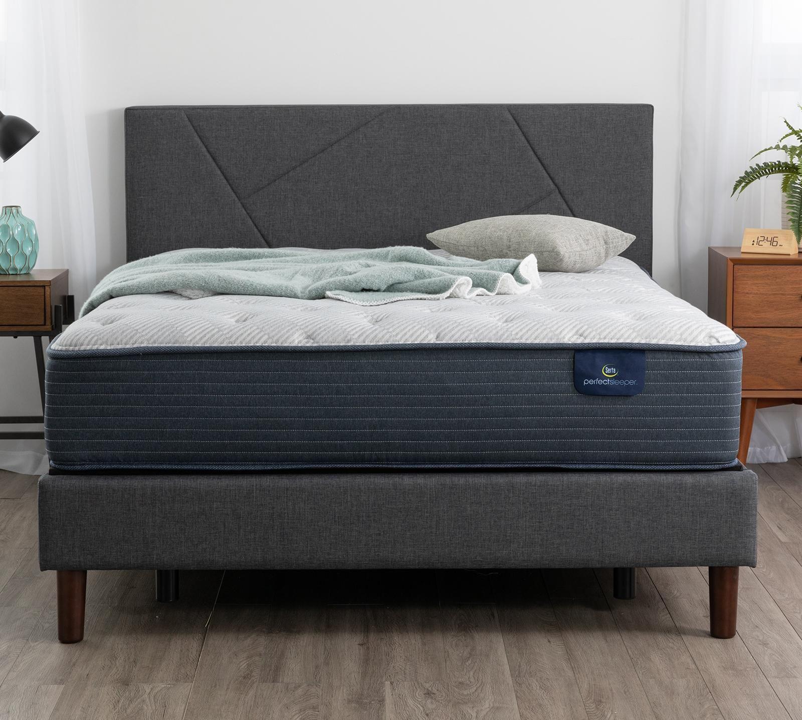 Serta Perfect Sleeper Sandburg 11 5 Firm Mattress In 2021 Firm Mattress Serta Perfect Sleeper Mattress