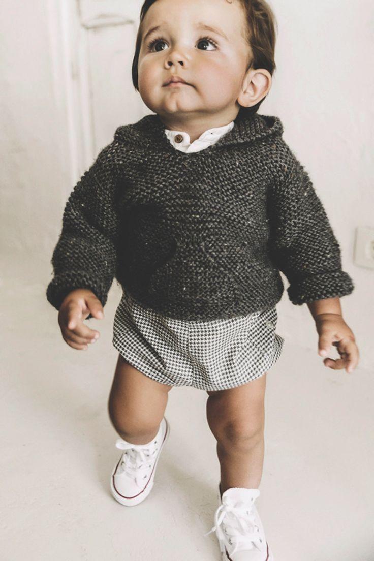 Niños de invierno: Mamá Madejas 2017 | Baby outfit junge ...