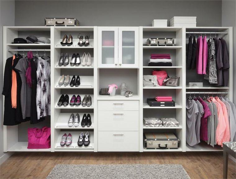 interiores de armarios para mujeres - Interiores De Armarios