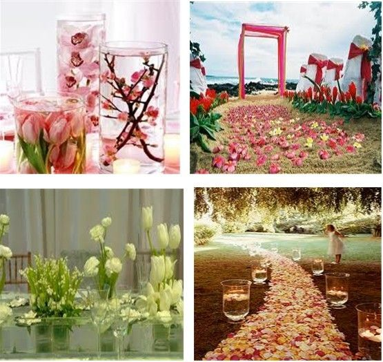 creative outdoor summer wedding decorations - Outdoor Decorations For Summer