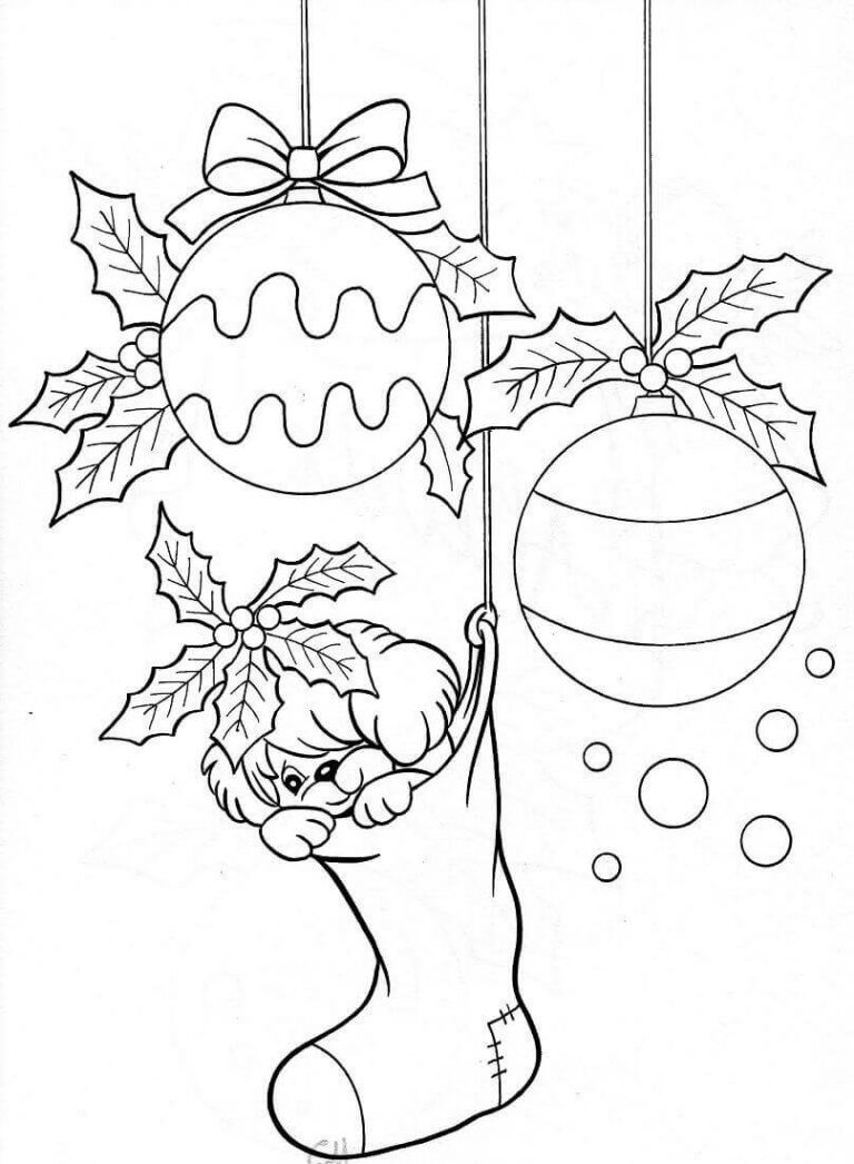 36++ Cute christmas coloring pages to print ideas in 2021