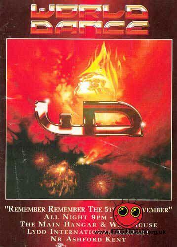 worlddance 1994 (attended)
