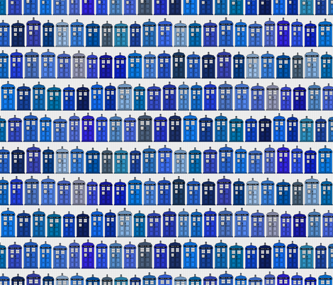 Tardis fabric pattern wallpaper cloth Doctor Who | hodgepodge ... : doctor who quilting fabric - Adamdwight.com