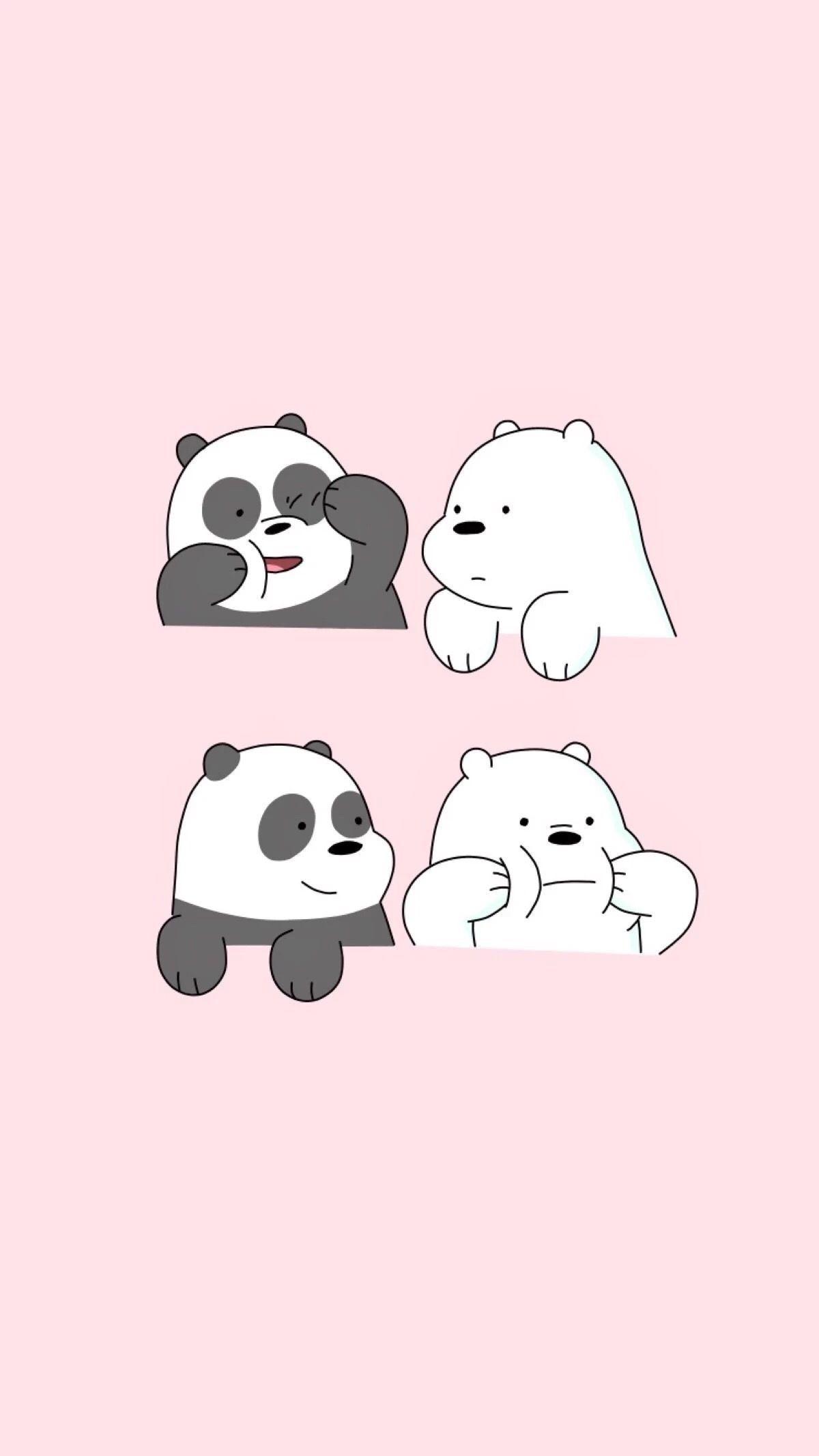 Kawaii Panda Wallpaper 83 Images Bear Wallpaper Cute Panda Wallpaper Cute Cartoon Wallpapers