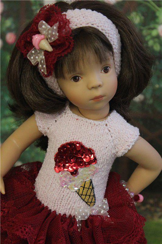 Наряды на маленьких модниц. (для кукол от Dianna Effner , Минушечек и им подобных) / Одежда для кукол / Шопик. Продать купить куклу / Бэйбики. Куклы фото. Одежда для кукол