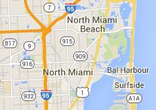 north miami beach map Map Of North Miami Fl North Miami Beach North Miami Dade County Florida north miami beach map