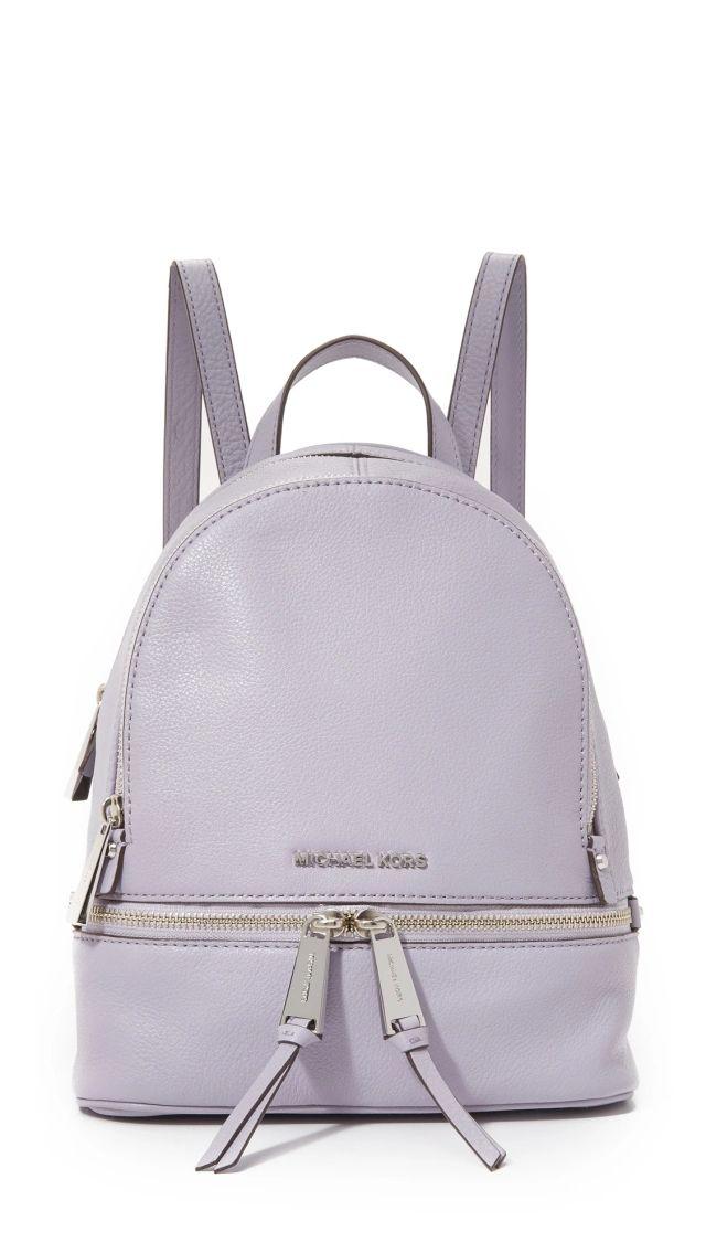michael michael kors mini rhea backpack dabbing backpacks and rh pinterest com