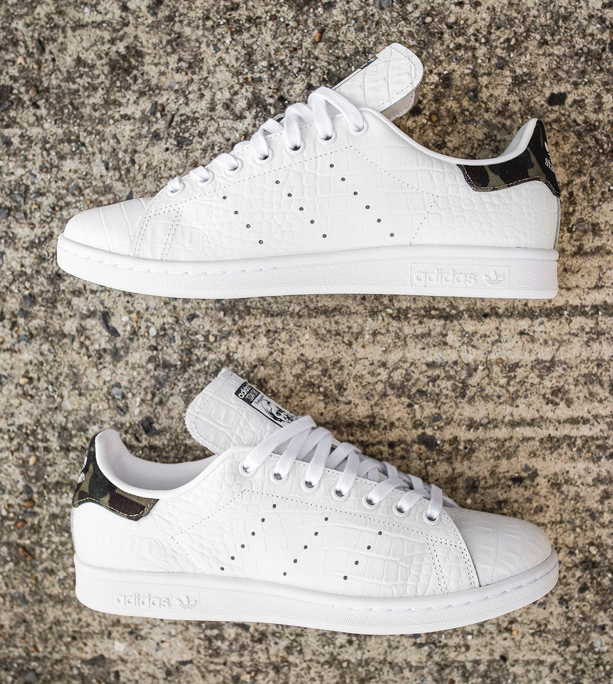 1a24091f8b5 adidas Stan Smith  Croc   Camo  (10 Detailed Pictures) - EU Kicks  Sneaker  Magazine
