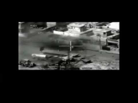 Operación de guerra de Marines - ¡ADVERTENCIA: IMÁGENES MUY DURAS!