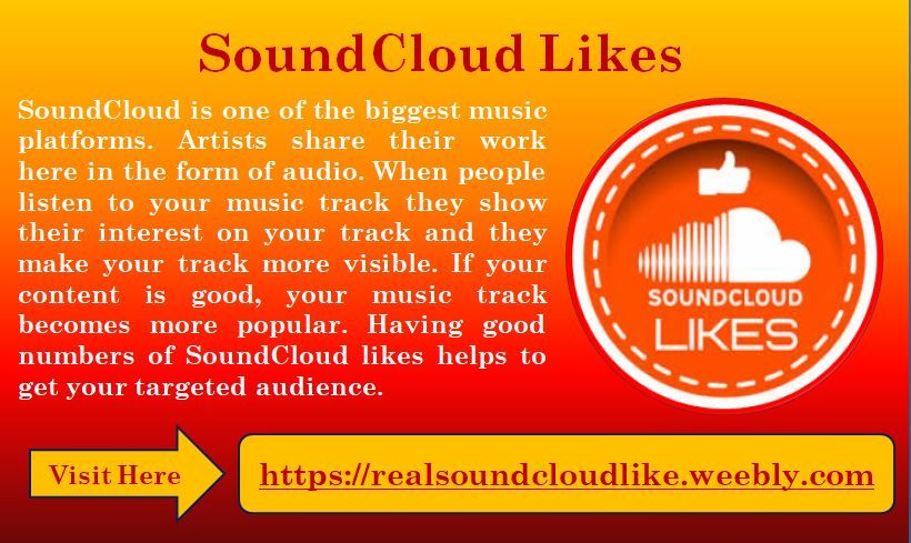 Buy Soundcloud Likes Soundcloud Big Music Music Industry