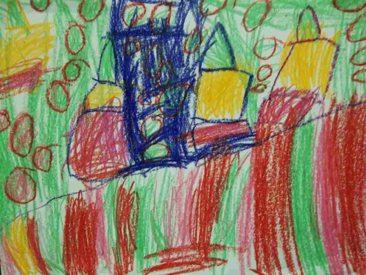 Scenery Drawing For Class 8 Easy Gdpicture Us With Images
