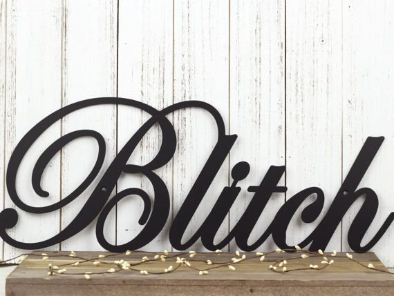 Family Name Metal Sign Family Last Name Sign Metal Wall Art Metal Wall Decor Metal Wall Hanging Outdoo Metal Wall Hangings Name Wall Decor Name Signs