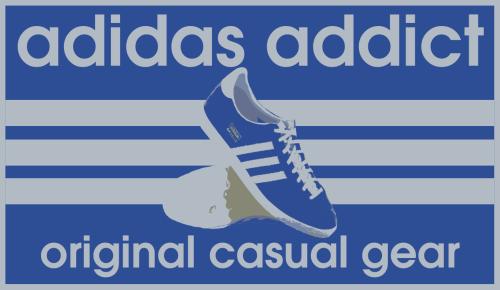 Americancasual1 Adidas Logo Art Adidas Art Adidas Logo Wallpapers