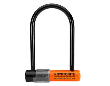 Kryptonite Locks Messenger Mini U Lock Bike Lock Best Home