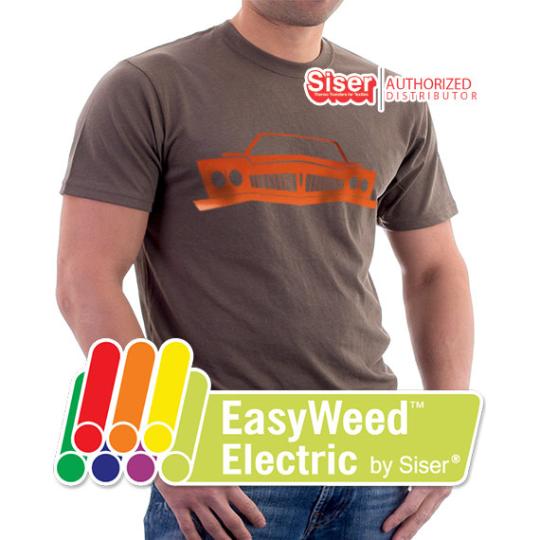 "24/""x5 Yard Roll PU Heat Transfer Vinyl T-shirt Press HTV White Printable Iron On"