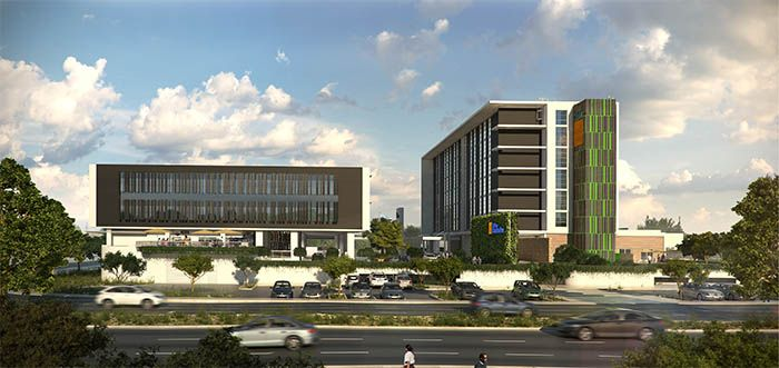 Hilton Worldwide Signs Management Agreement For Hilton Garden Inn
