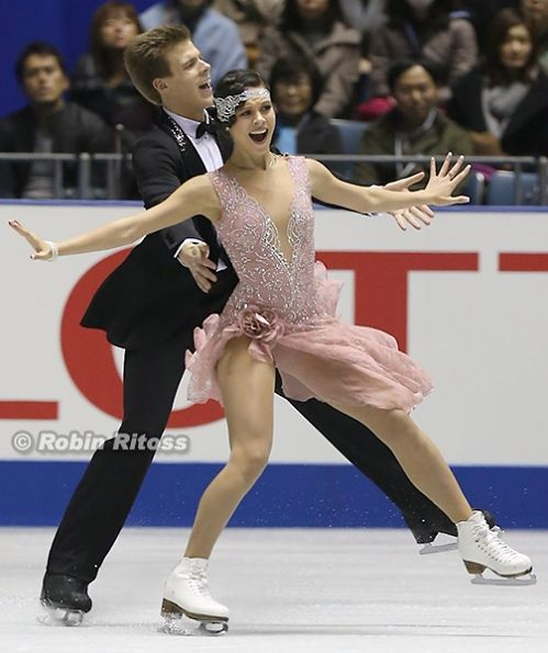 Elena Ilinykh & Nikita Katsalapov (RUS)