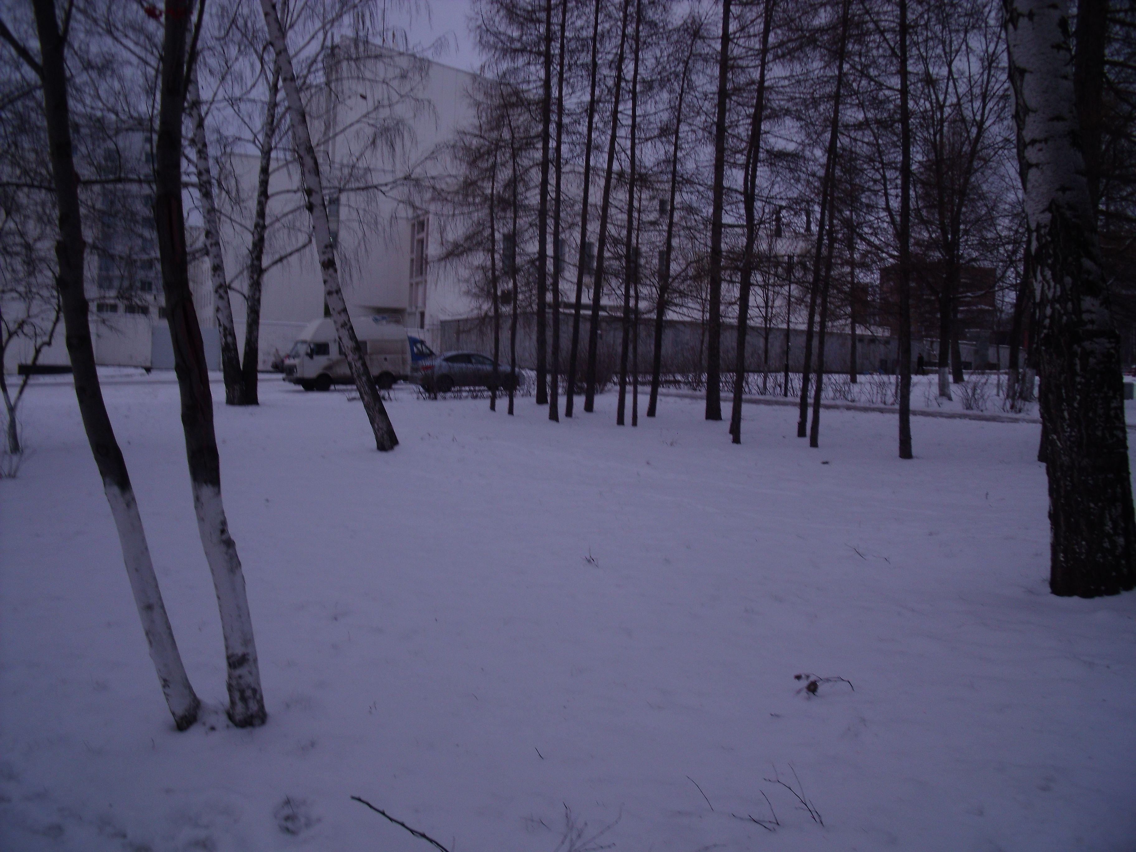 Més neu :)