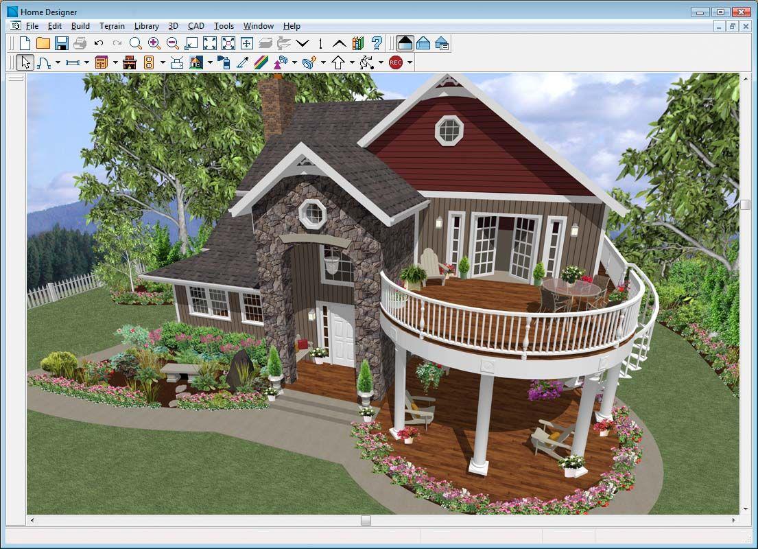 Home Designer Architectural Free house design, Home
