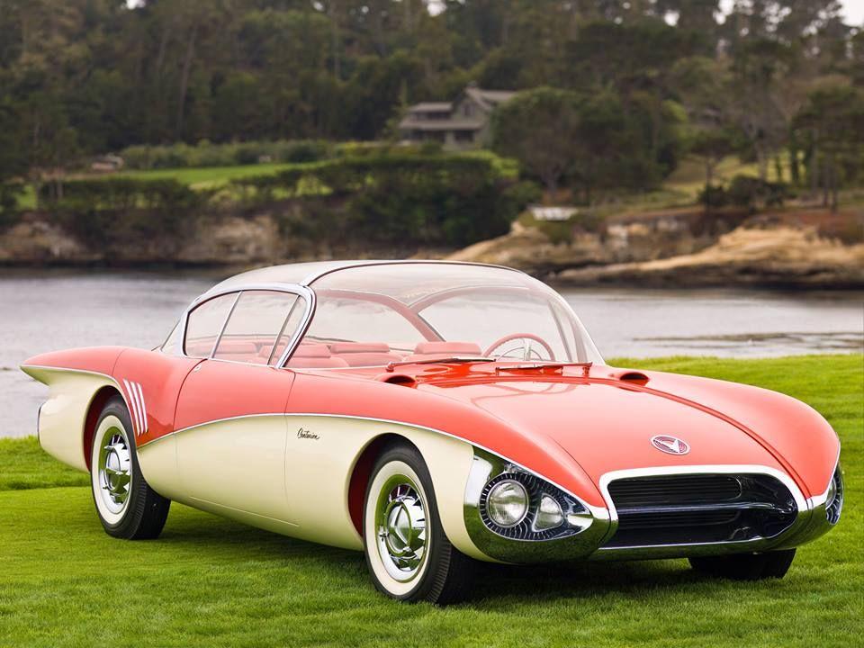 1956 Buick Centurion Dream Car Jpm Entertainment