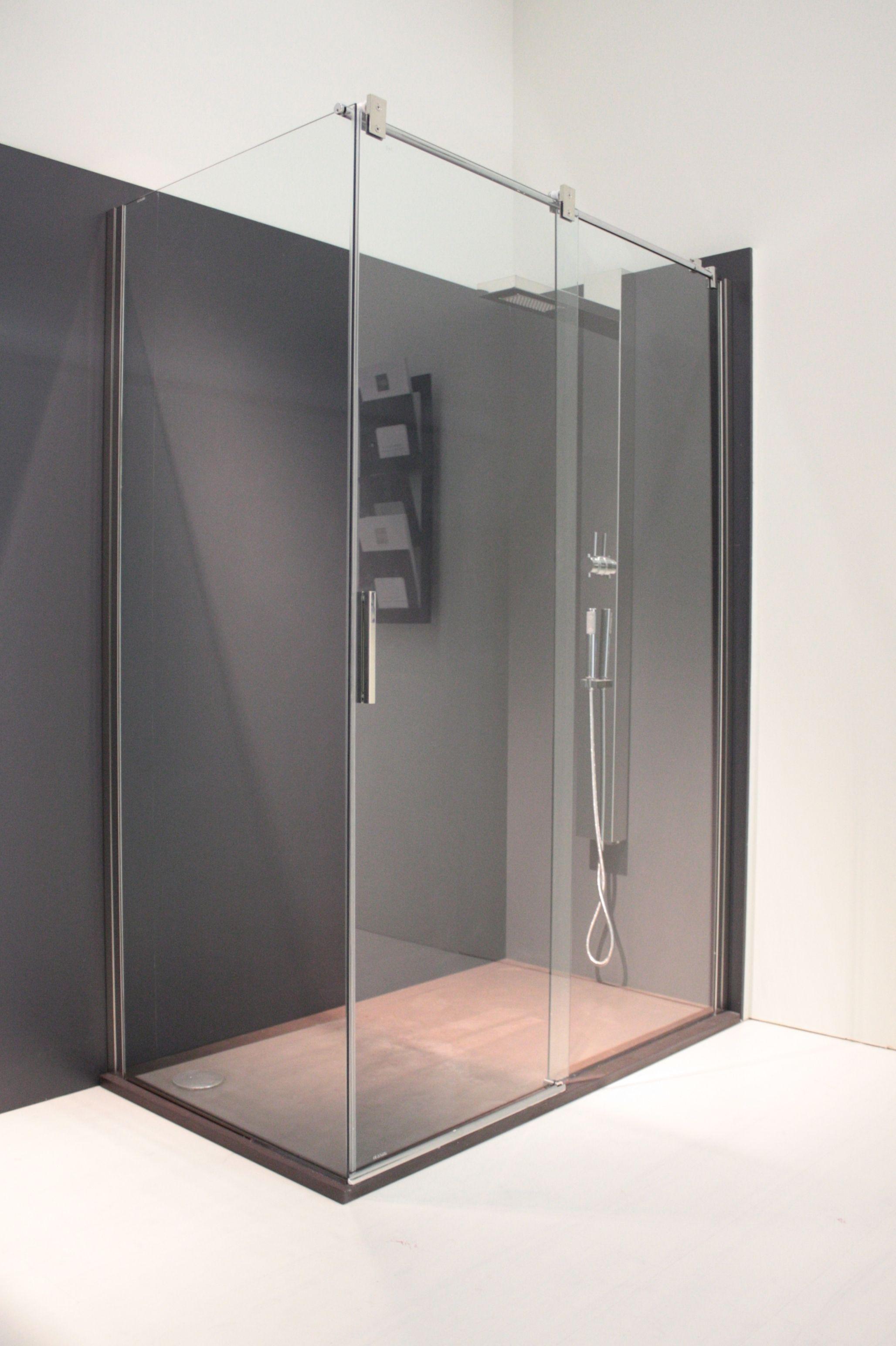 Galac6 Slide Collection Sliding Door Shower Enclosure Bathroom