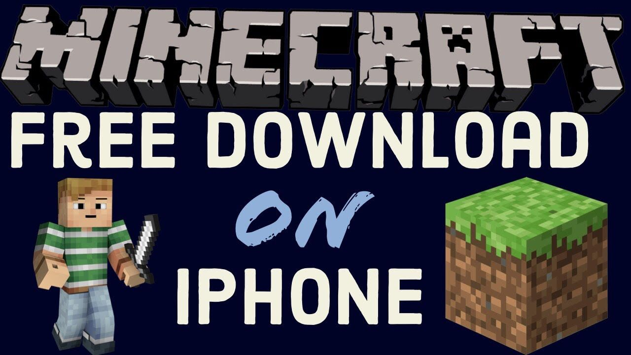 How to download minecraft free on iPhone | Download