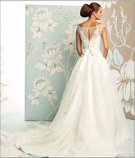 Hoje vou casar assim: vestidos de noiva