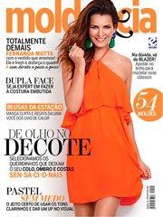 32d7122c6 Revista Molde & cia   Casamento   Pinterest   Efeito, Revista e ...