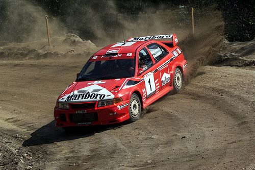 Mitsubishi Lancer Evo Vi Rally Car Tommi Makinen Mitsubishi