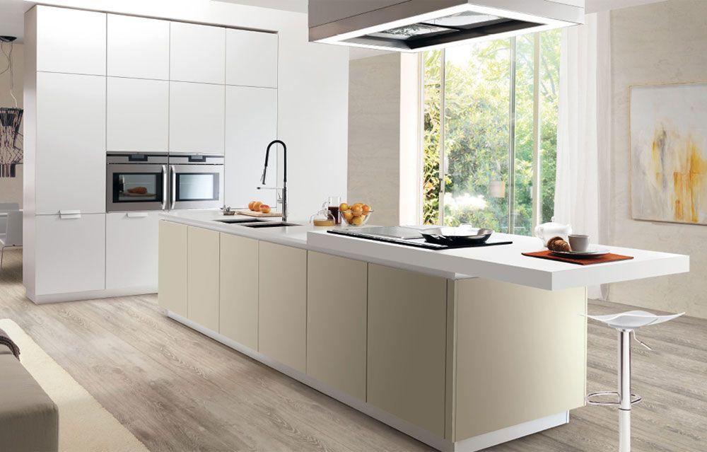Mobili per cucina: Cucina FiloVanity Top [a] da Euromobil Cucine ...