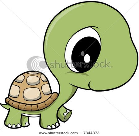 cartoon turtle stock vector baby turtle vector illustration rh pinterest com cute baby turtle clipart baby turtle clipart free