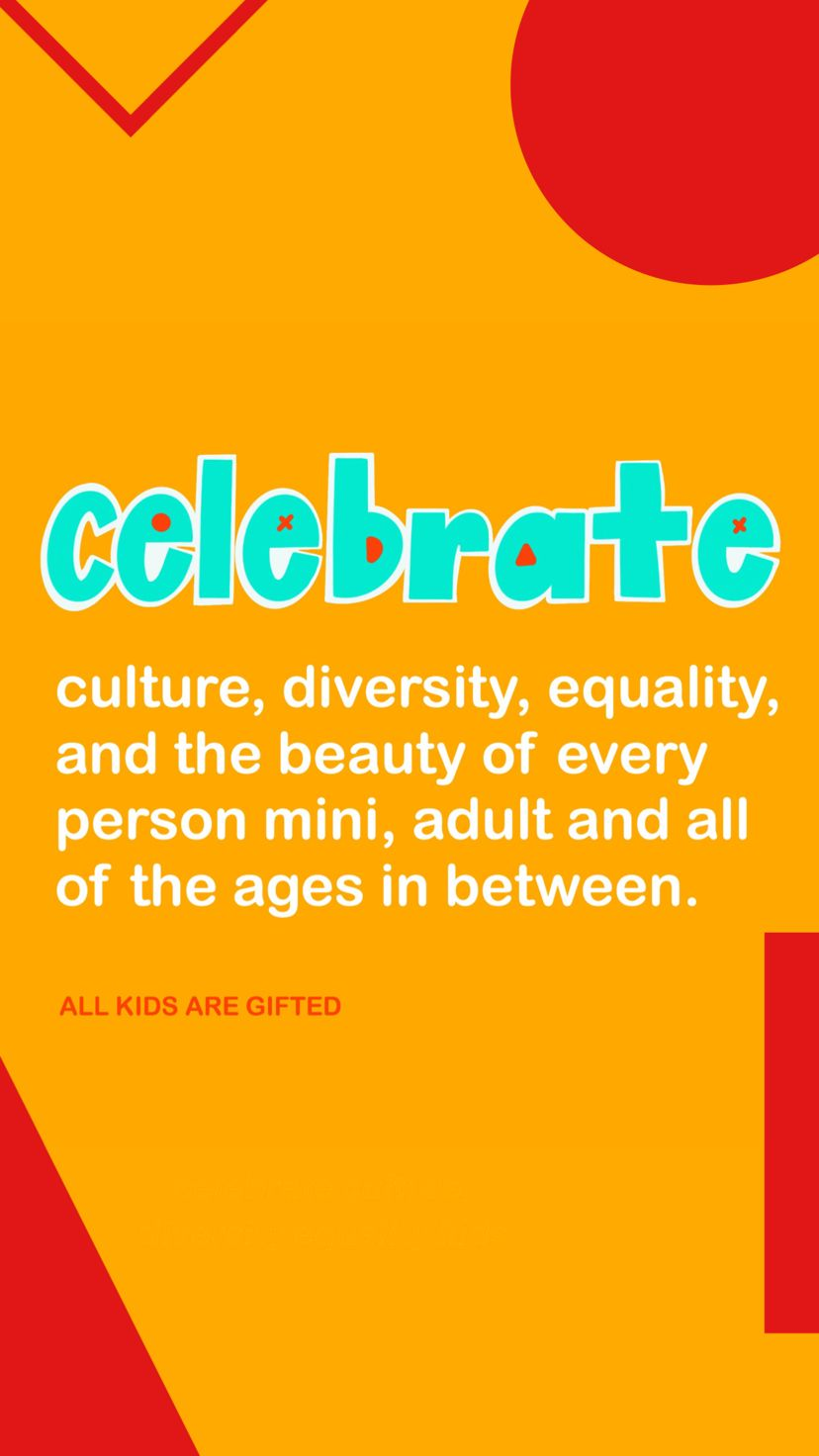 Ways to Celebrate + Teach Your Kids About Culture , Diversity,and Equality