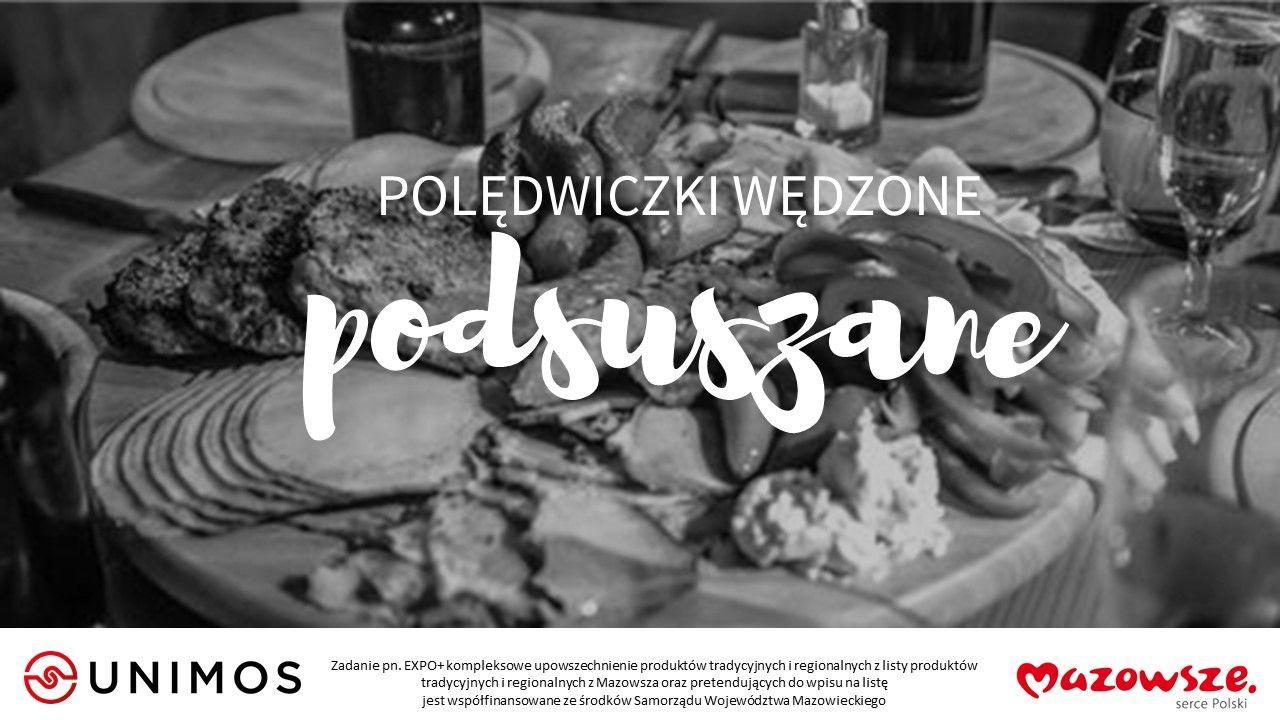 Poledwiczki Wedzone Podsuszane