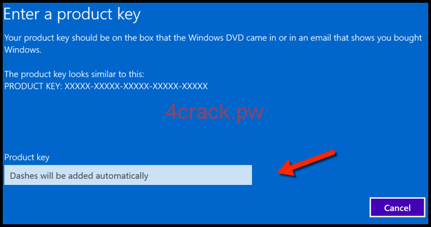 windows 10 product key crack 32 bit