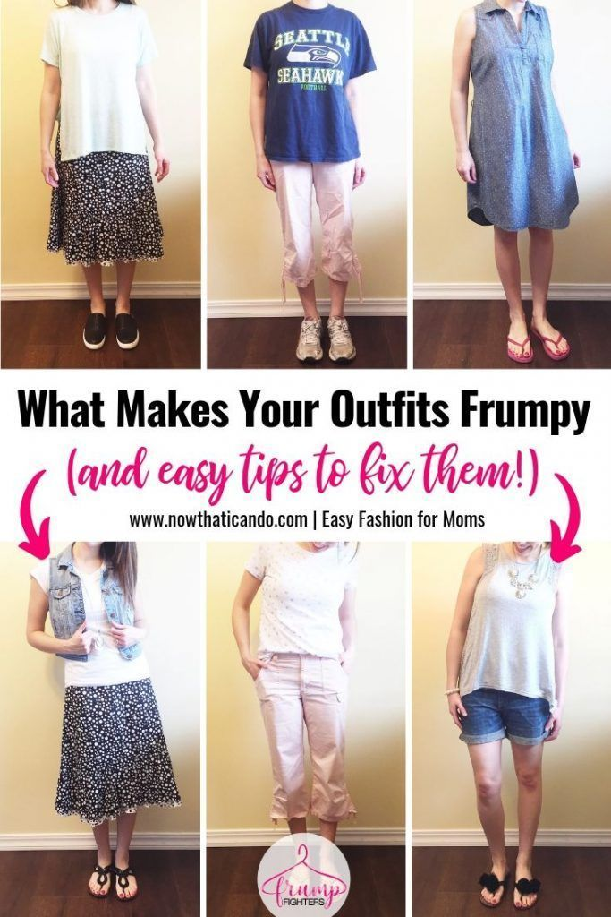What Does Frumpy Mean 9 Tips for How To Not Look Frumpy How do you know if the outfit you are wearing is chic or frumpy What if you have trendy pieces but they dont seem...