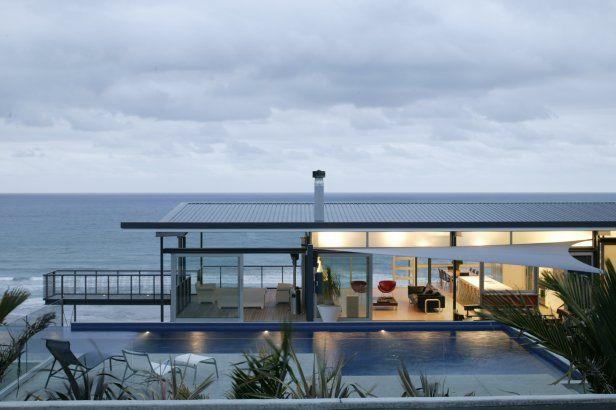 Okitu House, New Zealand