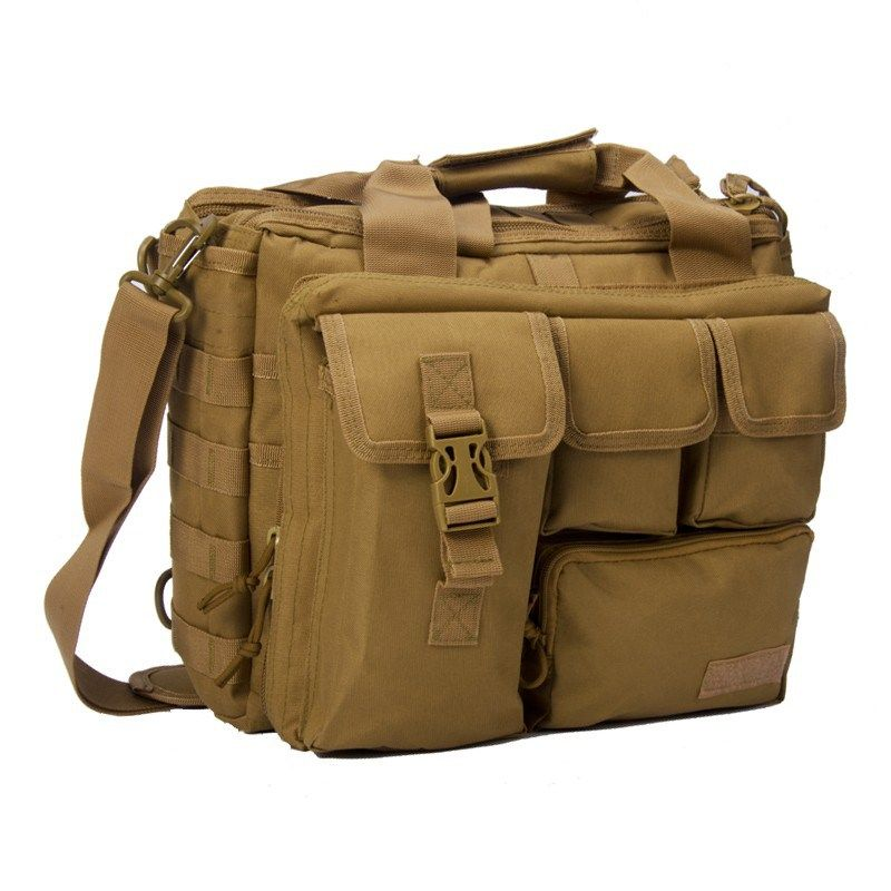 Tactical Shoulder Bag Tactical Messenger Bag Outdoor Travel Bag
